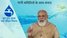 Under Jal Jeevan Mission, 5 Crore Houses Got Water Connection: PM Modi