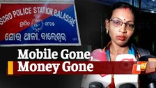 This Odisha Woman Loses Rs 3.5 L From Bank Account After 'Mobile Theft'
