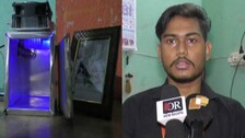 B.Tech Student From Odisha's Bhadrak Finds Place In India Book Of Records For Creating Smallest Refrigerator