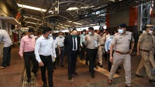 Bhubaneswar Railway Station To Be Developed Into World-Class Facility