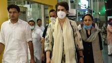 Priyanka Gandhi Vadra Arrested, Oppn Leaders Under House Arrest As Toll In Lakhimpur Kheri Reaches 8