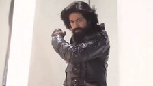 Rocking Star Yash's 'Warrior' Look Is Driving Fans Crazy