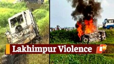 UP Lakhimpur Violence: Minister's Son Booked, Compensation Announced For Deceased Farmers