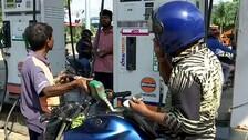 Petrol Price Touches All-Time High In Odisha's Malkangiri