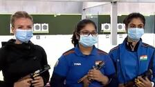 Namyaa Kapoor Stuns Field, Clinches 25m Pistol Gold In World Championships