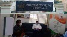 Former IFS Officer Abhay Pathak Appear Before ED, MLA Pradeep Panigrahi Summoned