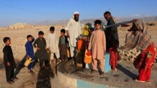 Starvation Claiming Lives Of Children In Afghanistan
