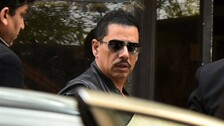 Robert Vadra Says Stopped At Delhi Airport From Going To Lucknow