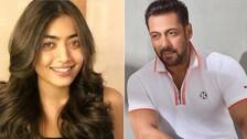 Rashmika Mandanna Reminds Fans Of Sultan Salman Khan In This Throwback Video #Watch