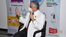 Maintain Precautions As Covid Not Over Yet, Warns AIIMS Chief