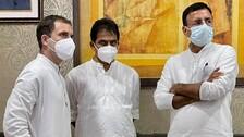 Lakhimpur Kheri Violence: Rahul Gandhi, Punjab And Chhattisgarh CMs Stopped At Lucknow Airport