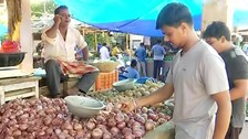 Soaring Onion Prices In Odisha Burn A Hole In Common Man's Pocket