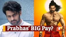Baahubali Prabhas Charging Big Sum For Lord Rama Role In Adipurush?