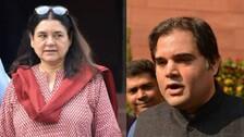BJP Releases 80-Member National Executive List; Maneka, Varun Gandhi Dropped