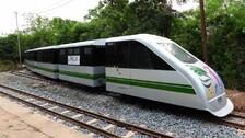 Toy Train All Set To Chug Off In Odisha's Nandankanan Zoo