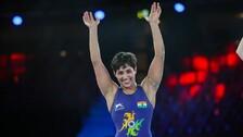 Anshu Wins Silver, Sarita Bags Bronze In Indian Women's Best Show At World Wresting