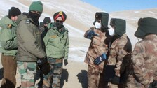 200 Chinese Troops Detained After Entering Indian Territory, Let Off Following Military Talks