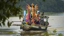 Durga Puja, Navratri Festivities Begin