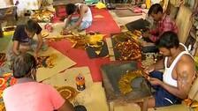 Covid Blues: No Excitement For 'Jari Medha' Artisans Of Cuttack This Durga Puja