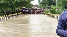 A Bridge To Nowhere: Low-Lying Bridge Maroons Several Villages In Malkangiri