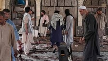 US Condemns Suicide Attack On Afghan Mosque; Says Afghans Deserve A 'Future Free Of Terror'