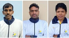 3 Odia Para Athletes In National Camp For Wheelchair Fencing World Cup