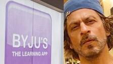 Aryan Drug Case: Byju's Temporarily Halts Ads Featuring SRK