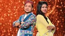 Indian Idol's Pawandeep Rajan, Arunita Kanjilal's Romantic Video Is Too Cute To Handle