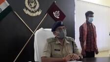 Chhattisgarh Maoist Surrenders Before Odisha Police In Kandhamal