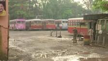 Maha Bandh: BEST Bus Services Shut In Mumbai After Stone Pelting