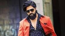 KGF Star Yash Flaunts Rocky Bhai Look In Swag In Selfie Video