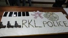 Police Bust Extortion Racket In Rourkela: 3 Criminals With PLFI Links Held, Firearms Seized