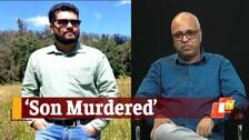 Senior Journalist Navin Das Alleges Murder Of Son