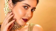 Raashi Khanna Sets Major Festive Vibes #WATCH