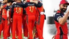 Virat Kohli Pens A Heartfelt 'Thank You' As RCB Bow Out Of IPL 2021