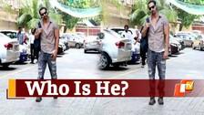 Haseen Dilruba-Fame Harshvardhan Rane's Little Fan Stole His Limelight In Mumbai!