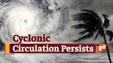 Odisha Weather: Cyclonic Circulation Persists
