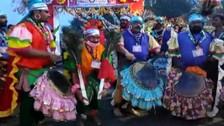 Maa Manikeswari's Chhatar Jatra Begins In Bhawanipatna Under COVID Curbs
