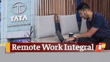 Work From Home To Stay! IT Giant TCS Shares Future Of Work Roadmap