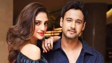 Nusrat Jahan, Yash Dasgupta's Intense Romantic Pics Take Internet By Storm