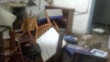 Keonjhar Banshapani Railway Station Turns War Zone After Death Of Youth