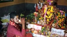 Temple In Odisha Which Only Opens During Navratri