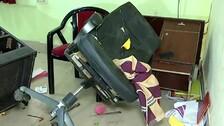 Congress Bhawan Vandalised In Bhubaneswar, Internal Rift Suspected