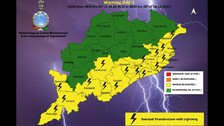 Fresh Low Pressure Over BoB To Reach South Odisha-Andhra Coast; Check IMD's Weather Forecast