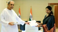 DMK's Kanimozhi Meets Odisha CM Naveen, Seeks Support Against NEET For Medical Admission