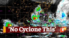 NO CYCLONE, Only Rainfall In Odisha Through Dussehra