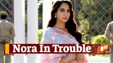 Watch: Nora Fatehi Reaching ED Office In Money Laundering Case