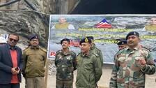 Sela Tunnel In Arunachal Will Bolster National Security: Rajnath Singh