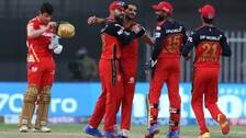 IPL 2021: RCB Beat Punjab Kings By 6 Runs, Seal Play-Off Berth