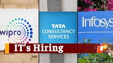 Where Are The Jobs? At Big IT Cos - TCS, Infosys, Wipro & At Big IT Hubs